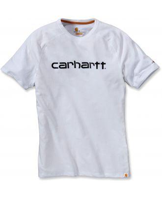 T-shirt FORCE CAR102549 - White