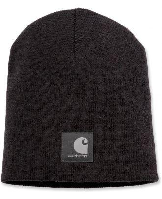 Bonnet tricoté CARA205 - Black