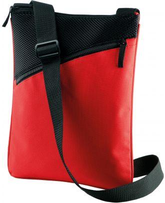 Sac bandoulière pour tablette / documents KI0304 - Red