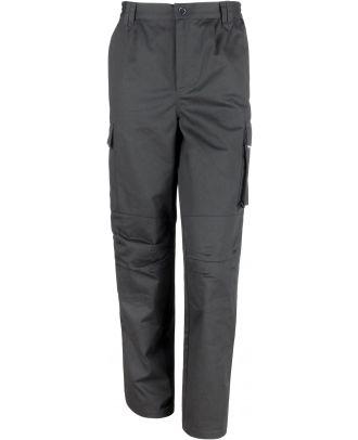 Pantalon femme Action R308F - Black