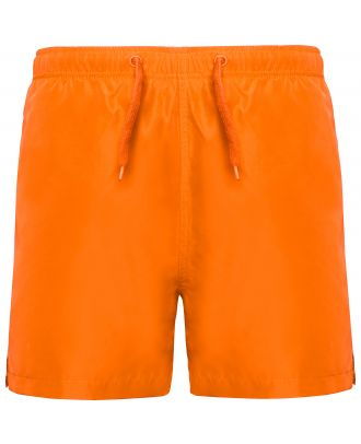 Maillot de bain AQUA orange fluo