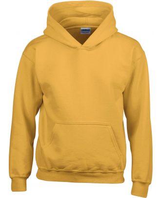 Sweat-shirt enfant à capuche Heavy Blend™ 18500B - Gold