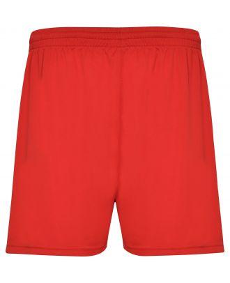 Short sport CALCIO rouge