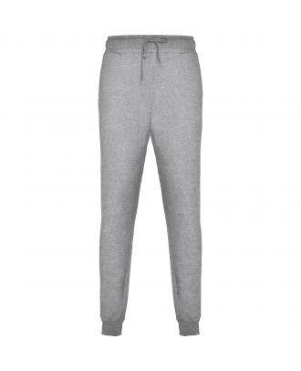 Pantalon de survêtement ADELPHO gris chiné