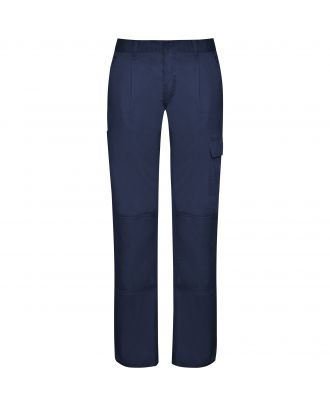 Pantalon de travail femme tissu résistant DAILY WOMAN marine