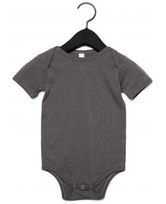 Body manches courtes bébé - Asphalt