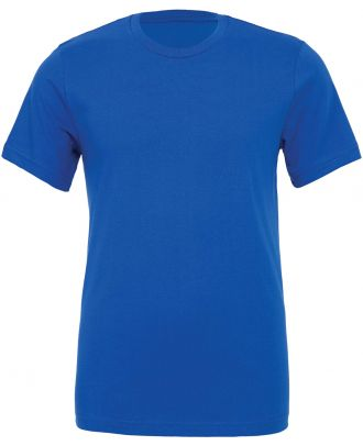 T-shirt homme col rond manches courtes BE3001 - True Royal Blue
