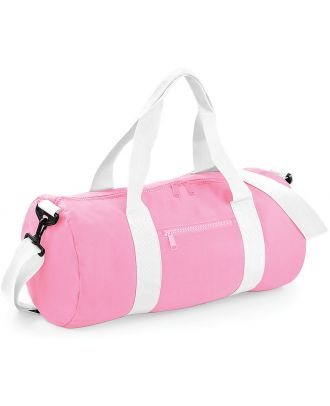 Sac baril original BG140 - Classic Pink / White
