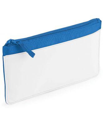 Trousse personnalisable en sublimation BG944 - Sapphire Blue