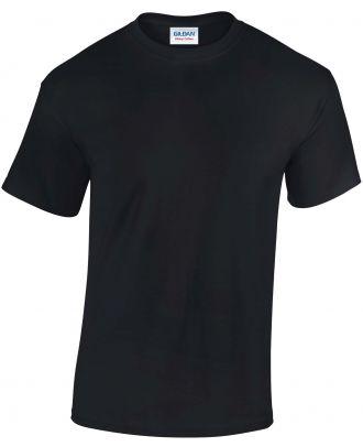 T-shirt homme manches courtes Heavy Cotton™ 5000 - Black