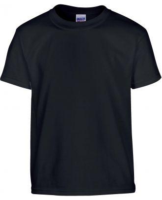 T-shirt enfant manches courtes heavy 5000B - Black