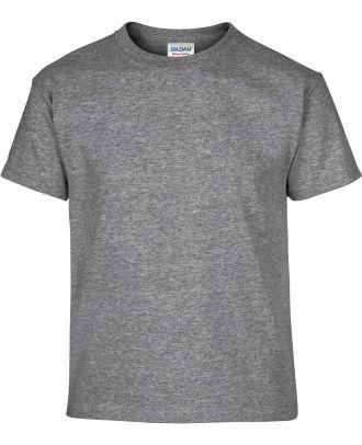 T-shirt enfant manches courtes heavy 5000B - Graphite Heather