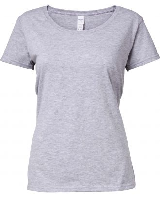 T-shirt femme Softstyle® Deep Scoop 64550L - RS Sport Grey