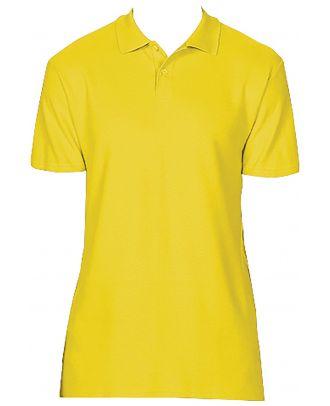 Polo homme Softstyle double piqué GI64800 - Daisy