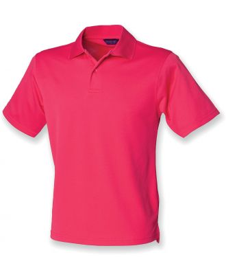Polo homme Coolplus H475 - Bright Pink