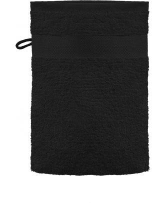Gant de toilette K107 - Black-One Size
