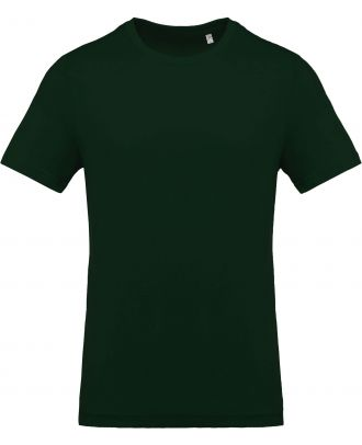 T-shirt homme col rond manches courtes K369 - Forest Green