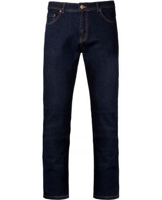 Jean basic K743 - Blue Rinse