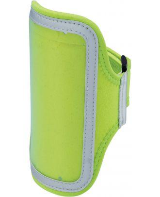Brassard pour smartphone KI0325 - Lime-One Size