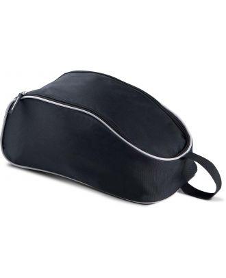 Sac range chaussures KI0501 - Black / Light Grey
