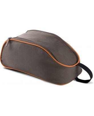 Sac range chaussures KI0501 - Capuccino / Orange