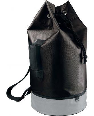Sac marin KI0609 - Black / Light Grey - 60 x Ø30 cm