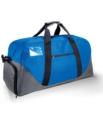 Sac paquetage KI0610 - Royal Blue / Dark Grey - 70 x 30 x 32 cm