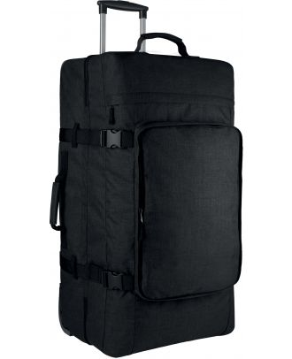 Grand sac trolley à double compartiment KI0820 - Black