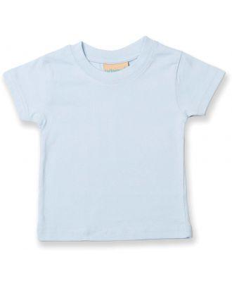 T-shirt bébé LW20T - Pale Blue