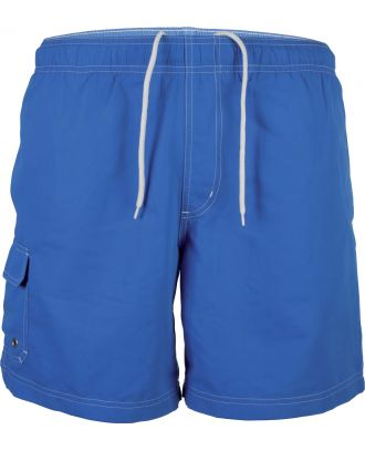 Short de bain PA119 - Aqua Blue