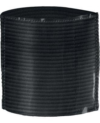 Brassard porte étiquette élastique PA678 - Black
