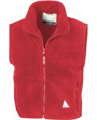 Bodywarmer enfant POLARTHERM™ R37J - Red