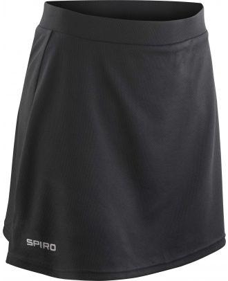 Jupe-short S261F - Black