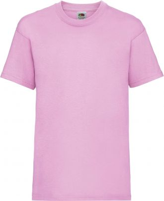 T-shirt enfant manches courtes Valueweight SC221B - Light Pink