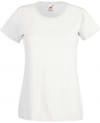 T-shirt femme Valueweight SC61372 - White