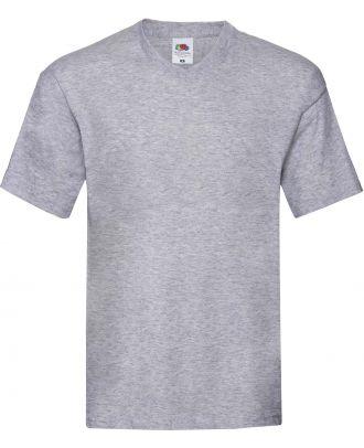 T-shirt homme col V Original-T SC61426 - Heather Grey