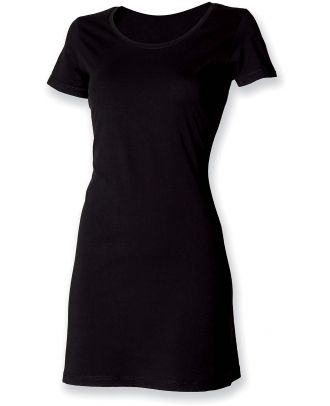 Robe t-shirt SK257 - Black