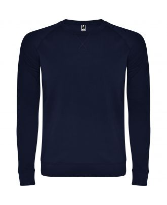 Sweat-shirt homme manches longues raglan ANNAPURNA marine